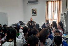 صورة لقاء تواصلي مع تلميذات وتلاميذ المستوى السادس ابتدائي المعهد التربوي الرقي للتعليم الخصوصي بفاس