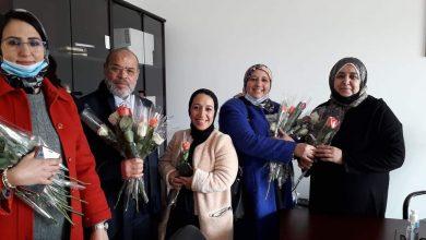 صورة الاحتفاء بنساء الجماعة فاس بمناسبة عيد المرأة  الأممي 8 مارس