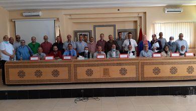 صورة الدورة العادية لمجلس مقاطعة المرينيين لشهر يونيو 2021