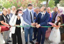 صورة حفل افتتاح مكتبة المختار السوسي بمقاطعة المرينيين